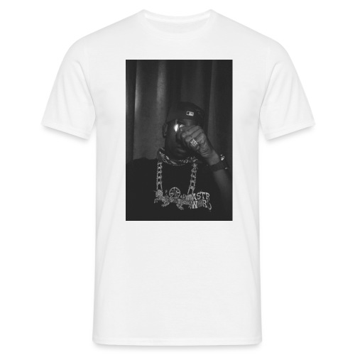 Travis in a box - Herre-T-shirt