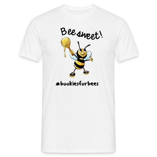 Bees7-1 Bienen sind süß | save the bees - Men's T-Shirt