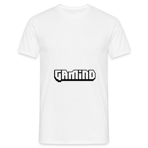 Gamind_Noir - T-shirt Homme