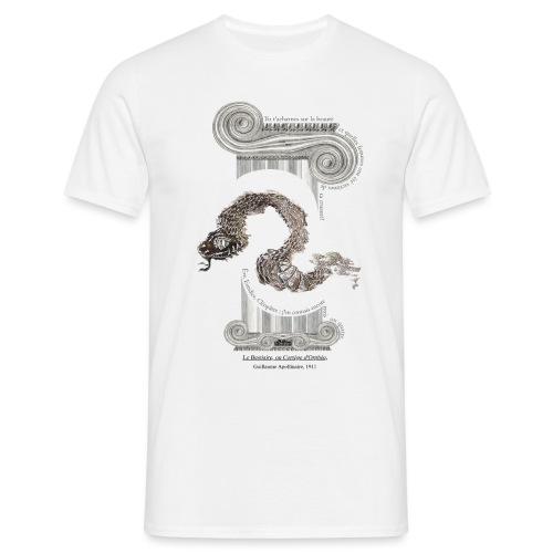 le Serpent - T-shirt Homme