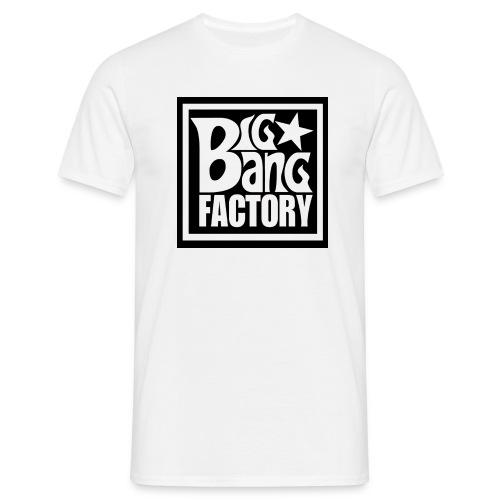 LOGOSTARBLACKBIGPNG png - T-shirt Homme