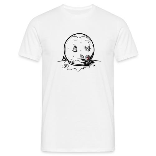 Maison de pot de poisson - T-shirt Homme