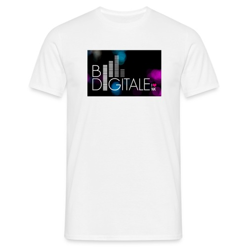 logo bidigital bild - Männer T-Shirt