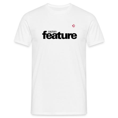 captain feature - Männer T-Shirt