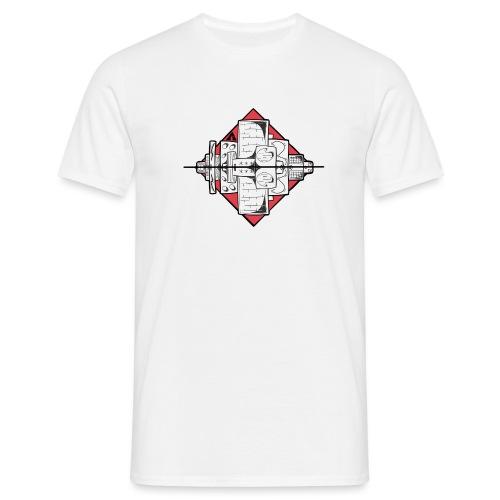 Horizon architectiuur - T-shirt Homme