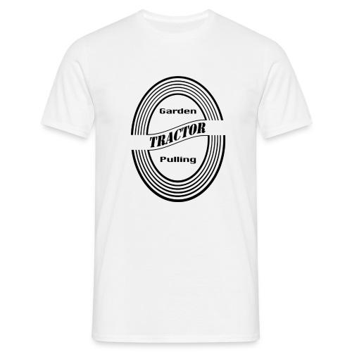 Garden tractor pulling - Herre-T-shirt