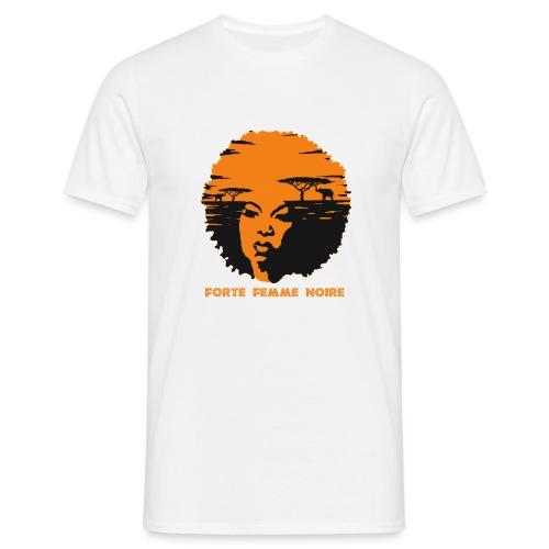 Strong Black Woman - Männer T-Shirt