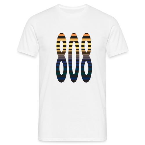 808 - Miesten t-paita