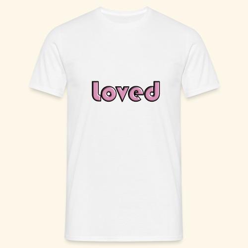 loved - Maglietta da uomo