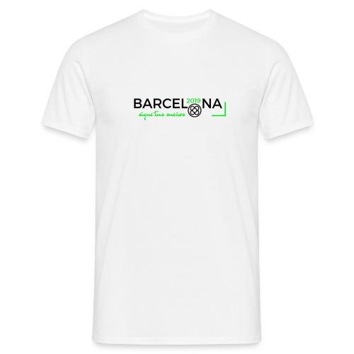 Barcelona - Männer T-Shirt