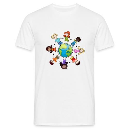 Save the planet - Camiseta hombre