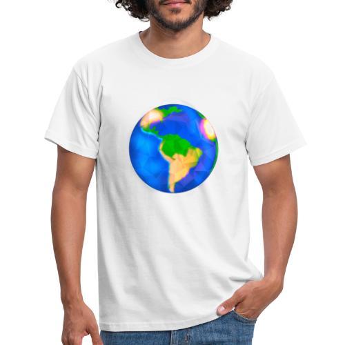 Erde / Earth - Männer T-Shirt