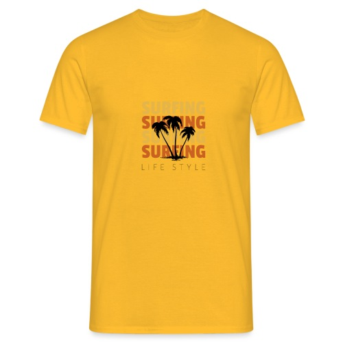 Design 134 - T-shirt Homme
