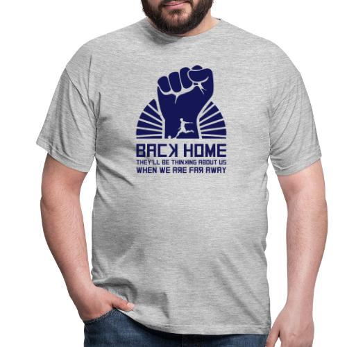 Back Home - Men's T-Shirt