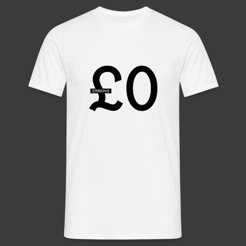 £0 - Men's T-Shirt