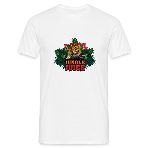 JUNGLE JUICE NO BG png - T-skjorte for menn