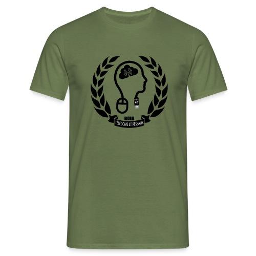 télécoms et réseaux - T-shirt Homme