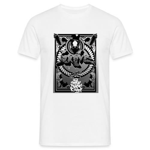 vandal proof - Männer T-Shirt