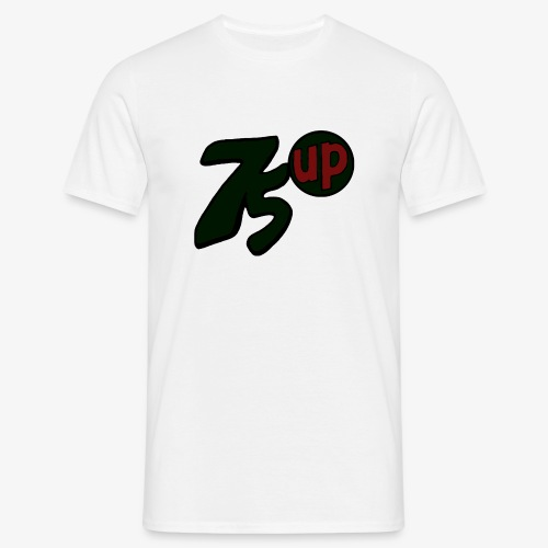 75 Up Logo - T-shirt herr