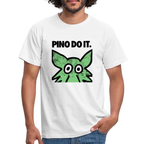 PINO DO IT - Maglietta da uomo
