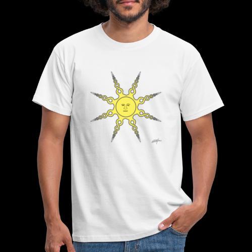 D22 Quiet Sun v1 Yellow - Camiseta hombre