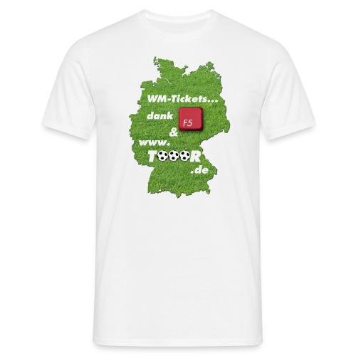 tooor5 - Männer T-Shirt