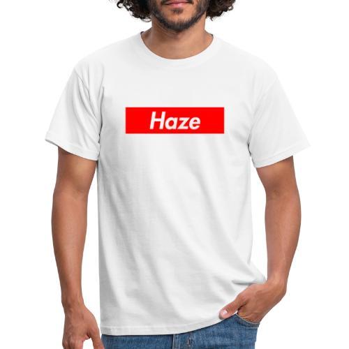 Haze - Männer T-Shirt