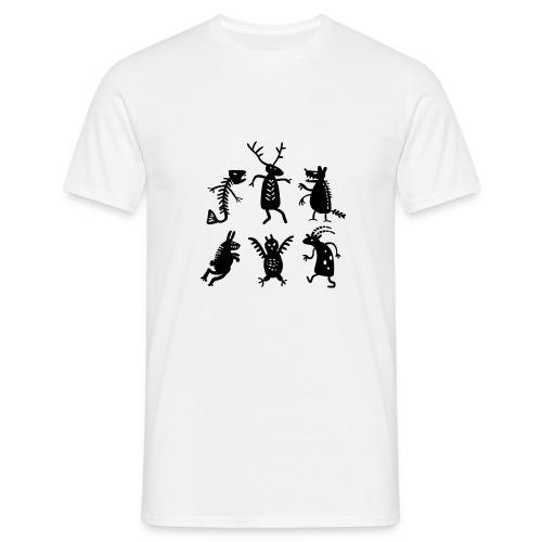 maahiset - Miesten t-paita