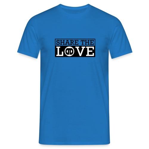 Share The Love - Men's T-Shirt