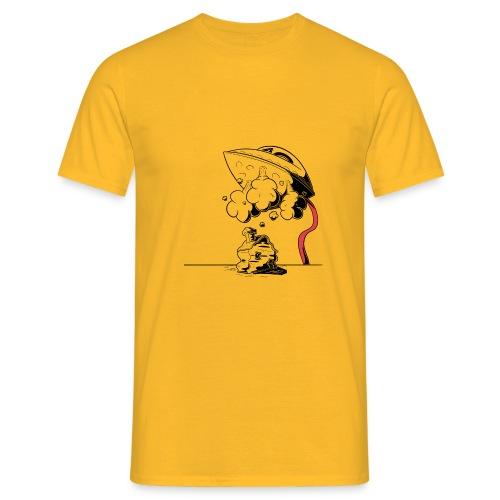 strijkijzer - T-shirt Homme