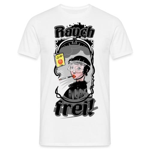 Rauch Frei! - Männer T-Shirt