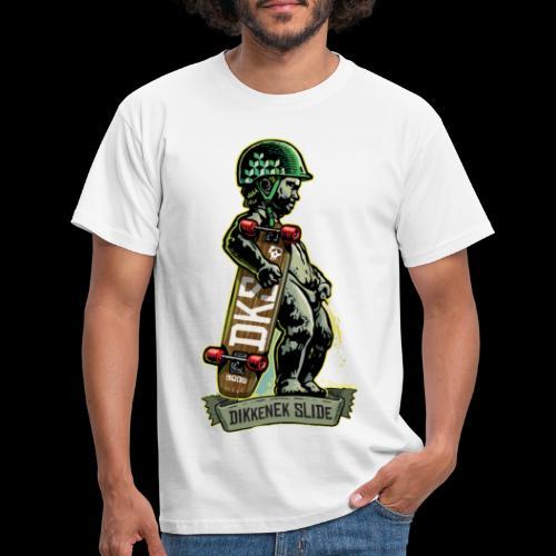 Mannekenpis Dikkenek Slide - T-shirt Homme