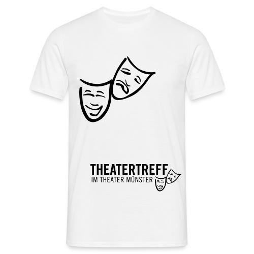 logo_tt - Männer T-Shirt