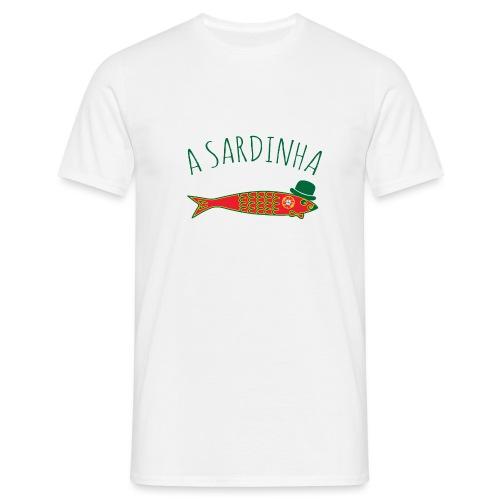 A Sardinha - Bandeira - T-shirt Homme