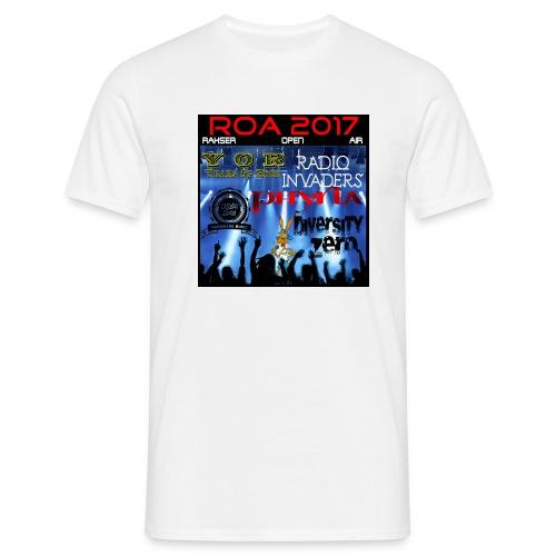 ROA 2017 - Männer T-Shirt