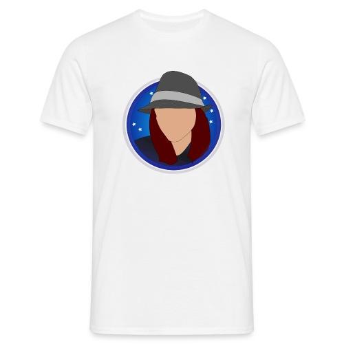 discoblue - Men's T-Shirt