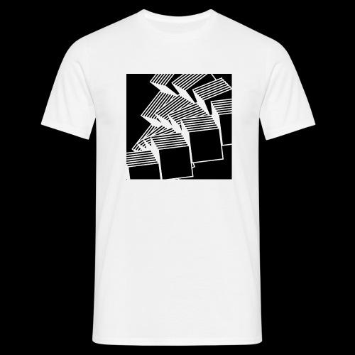 Squares - Maglietta da uomo