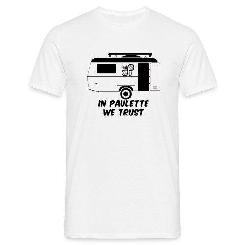 In Paulette We Trust - T-shirt Homme