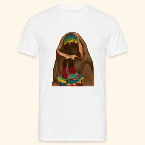Femme bijou voile - T-shirt Homme