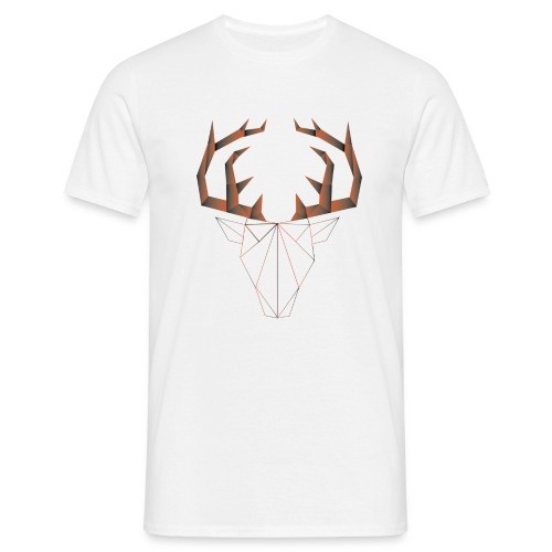 LOW ANIMALS POLY - T-shirt Homme