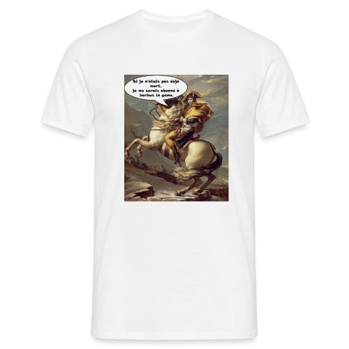 NAPO T SHIRT - T-shirt Homme