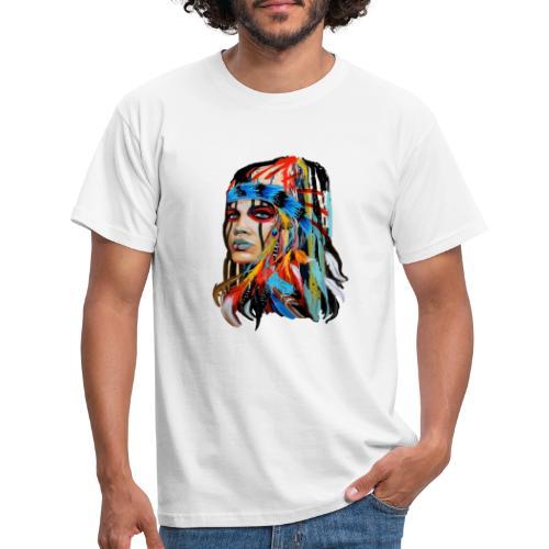 Pióra i pióropusze - Koszulka męska