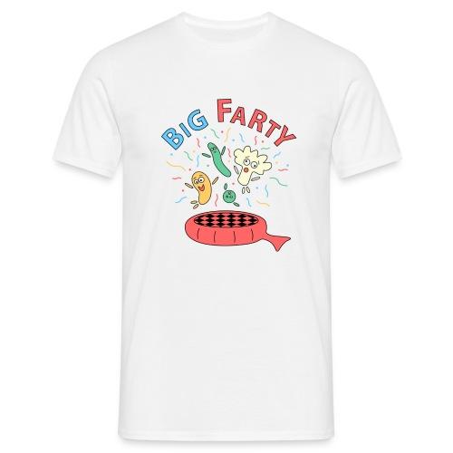 Big Farty - Männer T-Shirt