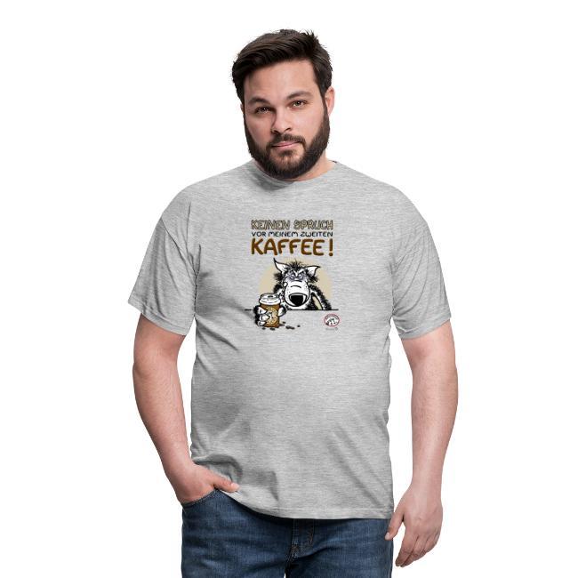 Wolfgang - der Wolf im Mann
