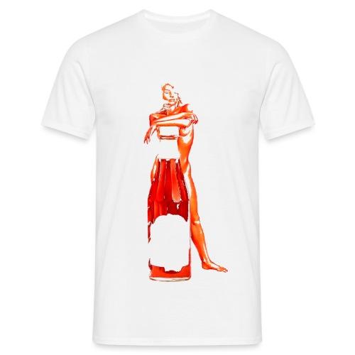 Bottlegirl - Männer T-Shirt