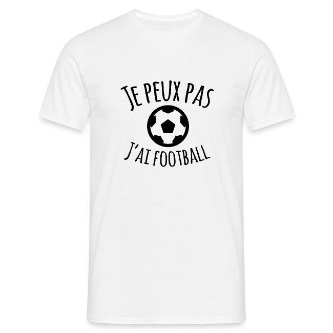 Je peux pas J ai football