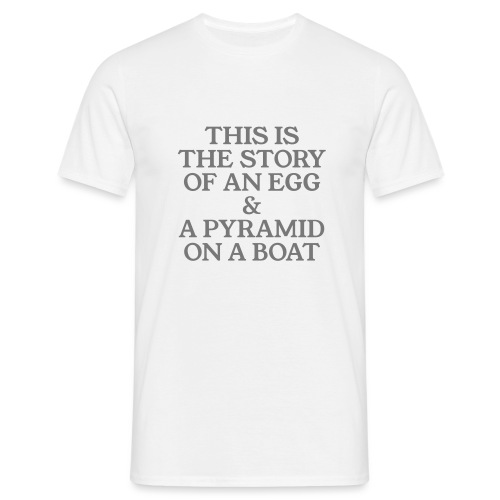 This is the story of ... - T-shirt Homme