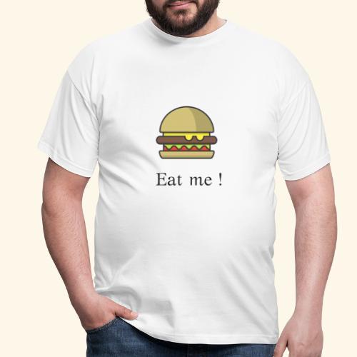 Eat me 1 - Koszulka męska