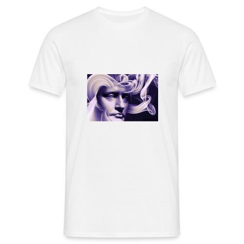 smoke jpg - Männer T-Shirt