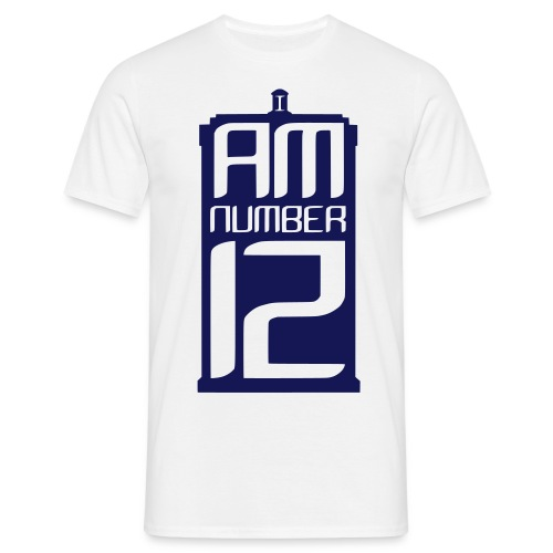 twelve - Men's T-Shirt